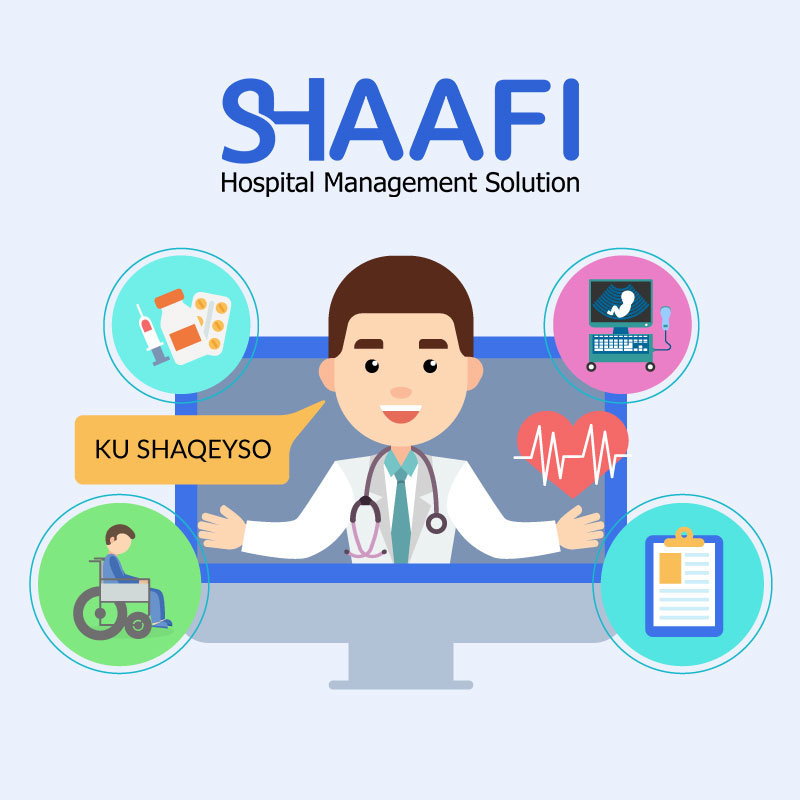 SHAAFI Hospital Management System
