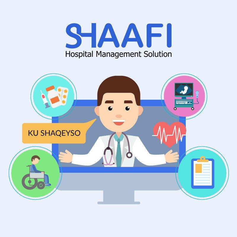 SHAAFI Hospital Management System